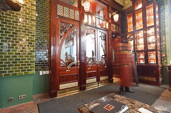 Фоторепортаж: Открытие отреставрированного «Елисеевского магазина». Изображение № 6.