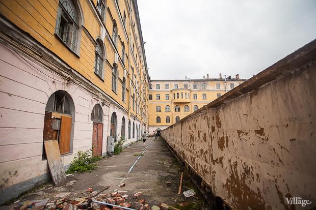 Восстание декабристов: Как создаётся новый творческий и жилой кластер «Четверть». Изображение № 1.
