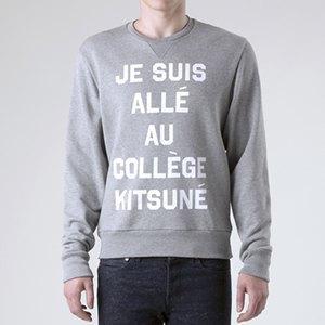 Свитшот Maison Kitsuné, кроссовки adidas Originals, платье AllSaints. Изображение № 2.