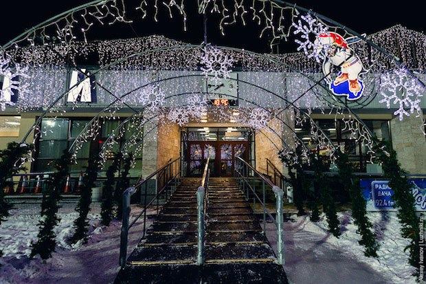 В«Лужниках» откроются каток ипарк зимних развлечений. Изображение № 3.