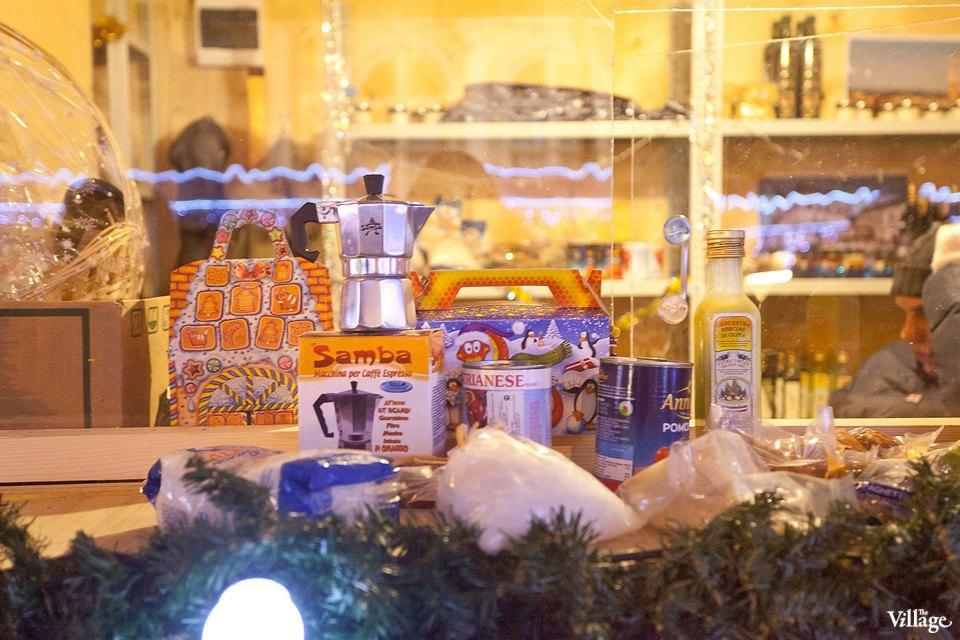 Люди в городе: Продавцы рождественской ярмарки на Островского. Изображение № 13.