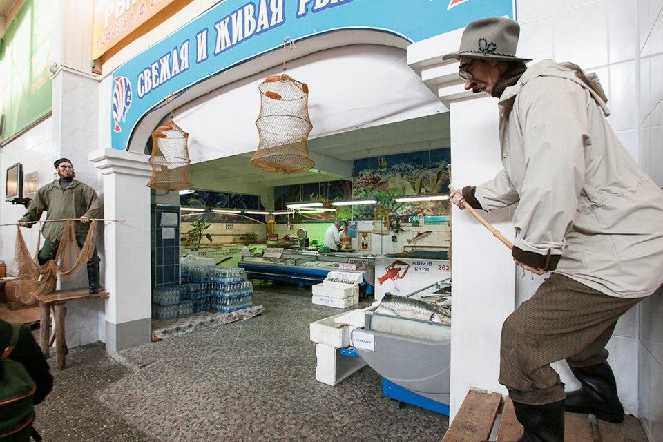 За базар в ответе: Как устроены 7 главных городских рынков. Изображение № 20.