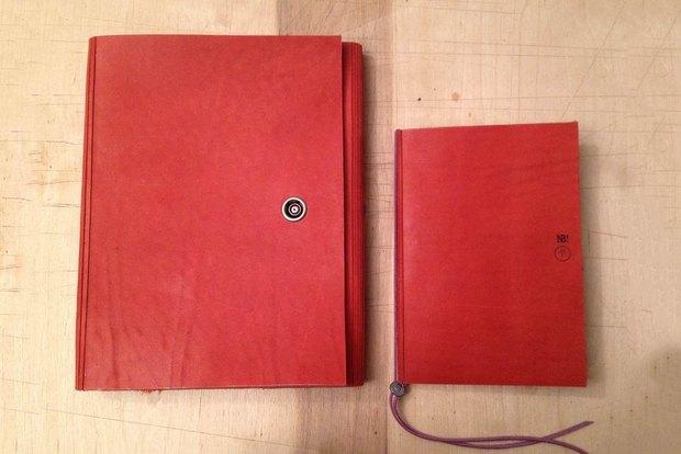 Кожаные блокноты NB. Изображение № 6.