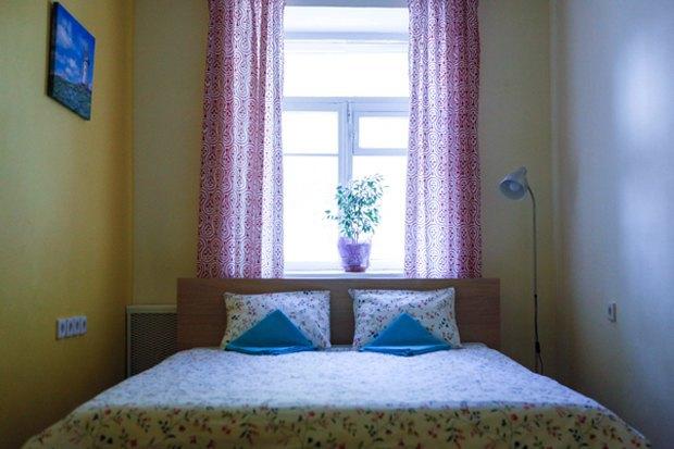 На «Китай-городе» открылся хостел Fabrika. Изображение № 1.