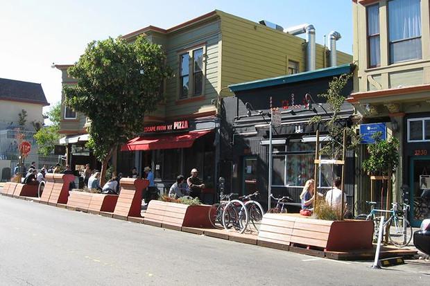 Идеи для города: Паркинаавтостоянках в Сан-Франциско. Изображение № 5.