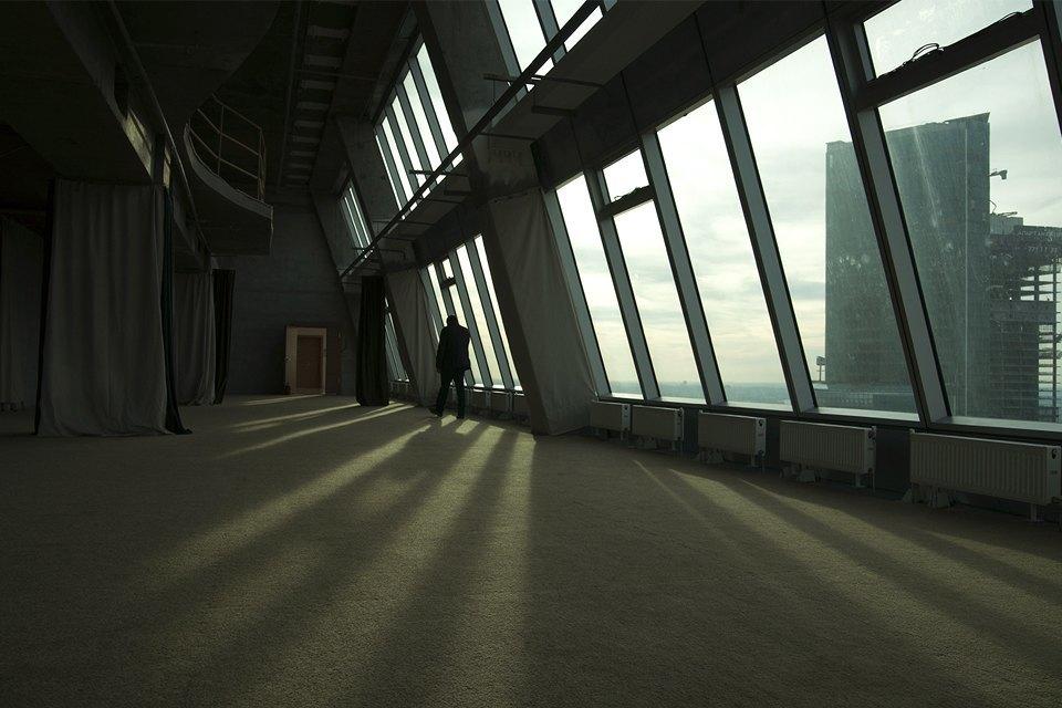 Смотровая площадка в«Москва-Сити». Изображение № 4.
