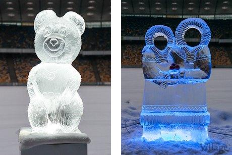 В «Олимпийском» откроют выставку ледяных скульптур. Зображення № 3.
