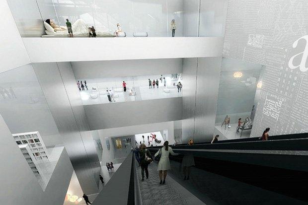 Здание ГЦСИ спроектирует ирландское бюро. Изображение № 5.