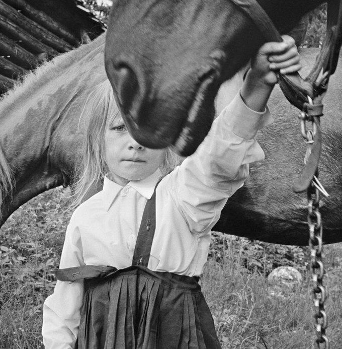 Фестиваль коммуналок, фотографии Исмо Хёлттё, «Девушка по вызову» . Изображение № 1.