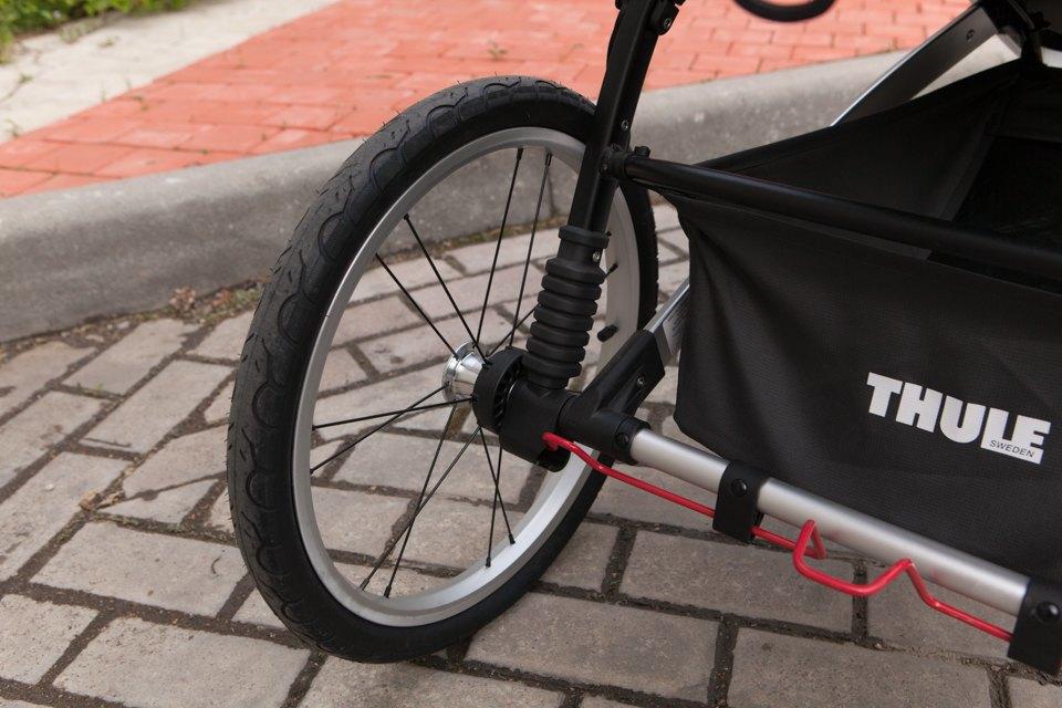 Беги, мама, беги: Тест-драйв детских колясок для бега. Изображение № 36.