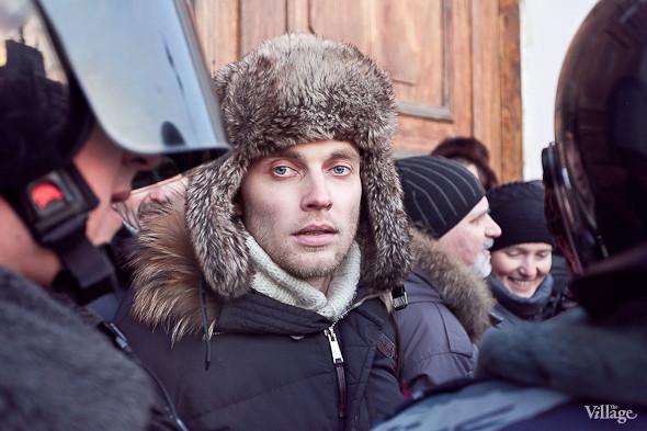 Фоторепортаж: Митинг 5 марта на Исаакиевской площади. Изображение № 20.