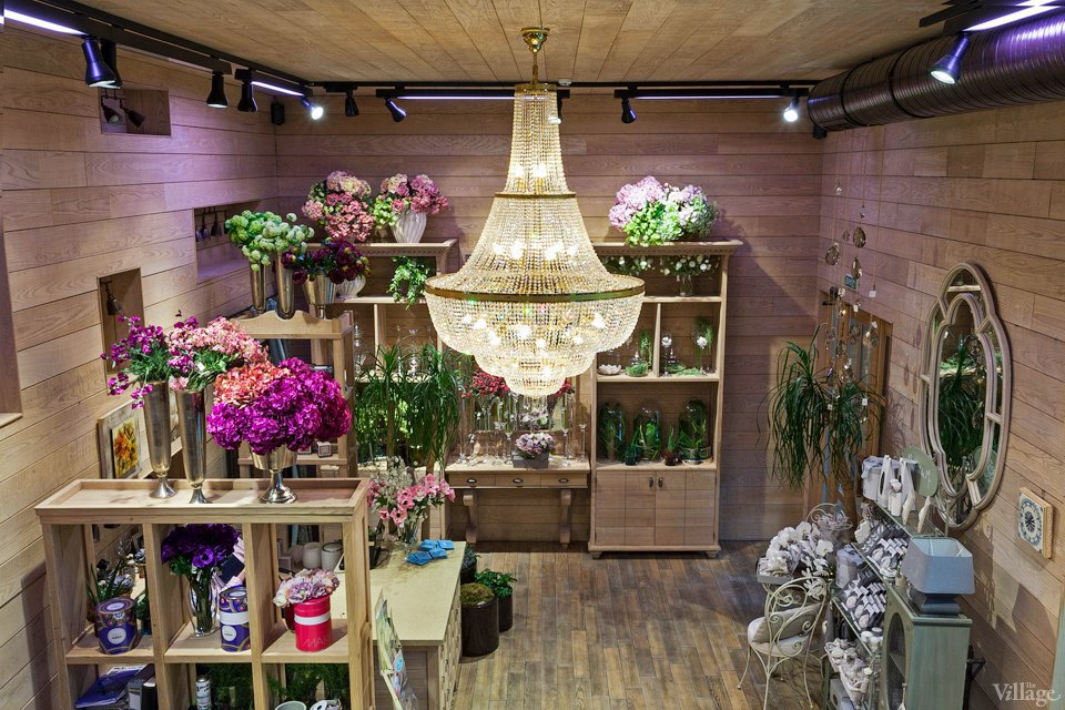 Интерьер недели (Киев): Цветочный бутик Fiori. Изображение № 2.
