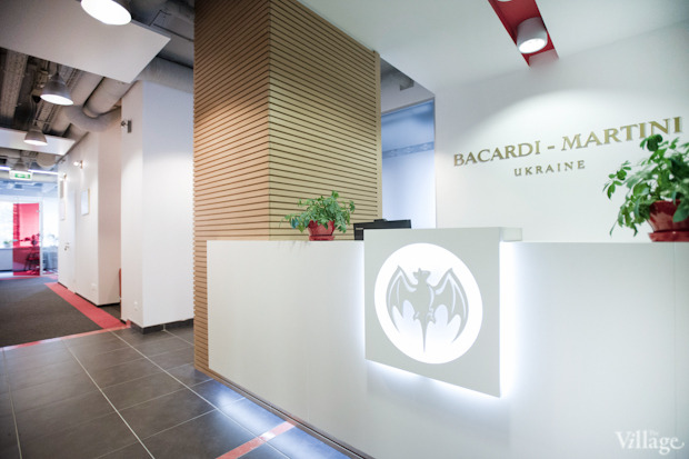 Офис недели (Киев): Bacardi-Martini Ukraine. Изображение №2.