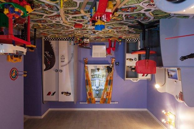 Как выглядит перевёрнутая квартира наНевском . Изображение № 2.