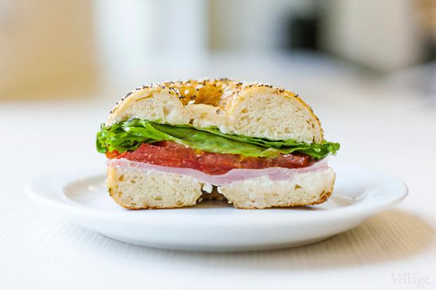 9 мест в центре с сэндвичами, бургерами и бейглами. Зображення № 19.