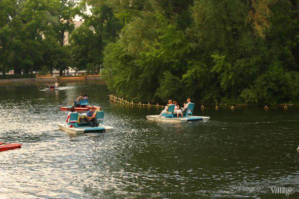 Водные процедуры: 5 лодочных прокатов Москвы. Изображение № 18.