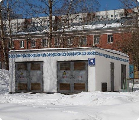 Студия Лебедева разработала орнамент для типовых построек. Изображение № 4.