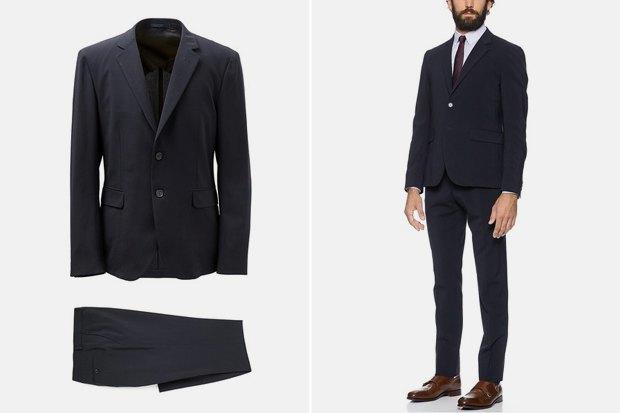 Где купить чёрный костюм: 9 вариантов от5 до45 тысяч рублей. Изображение № 10.