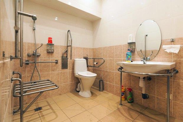 Как открыть первый вРоссии отель для инвалидов. Изображение № 5.