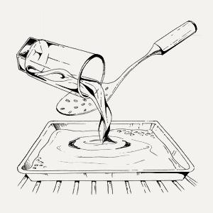 Завтраки дома: Гурьевская каша изкафе «Булка» . Изображение № 3.