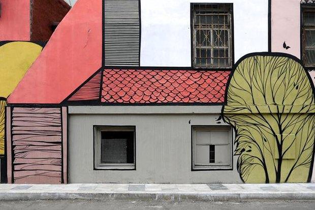 Уличный художник Павел Шугуров: «Быть чиновником — это прикольно». Изображение № 7.