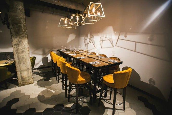 Команда Door 19 открыла бар-ресторан 15Kitchen+Bar. Изображение № 2.
