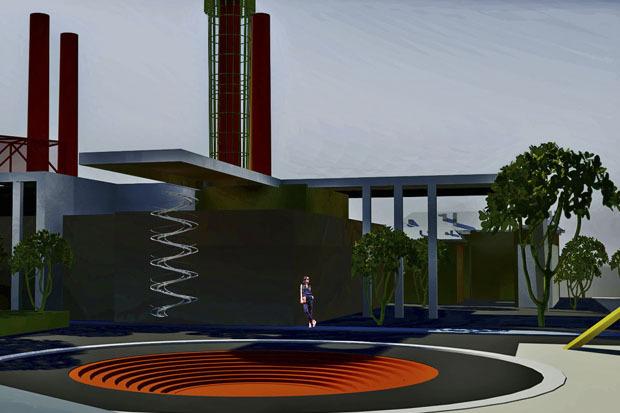 10 проектов квартала около Витебского вокзала . Изображение № 23.