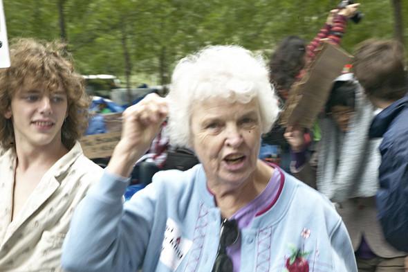 Народ против: Главные протесты 2011 года. Изображение № 41.