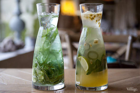 Лимонад «Тархун» — 360 р. за 1 литр, лимонад «Маракуйя» — 380 р. за 1 литр. Изображение № 40.