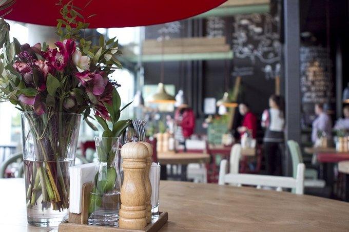 На «Молодёжной» открылось кафе «Хачапури» . Изображение № 2.