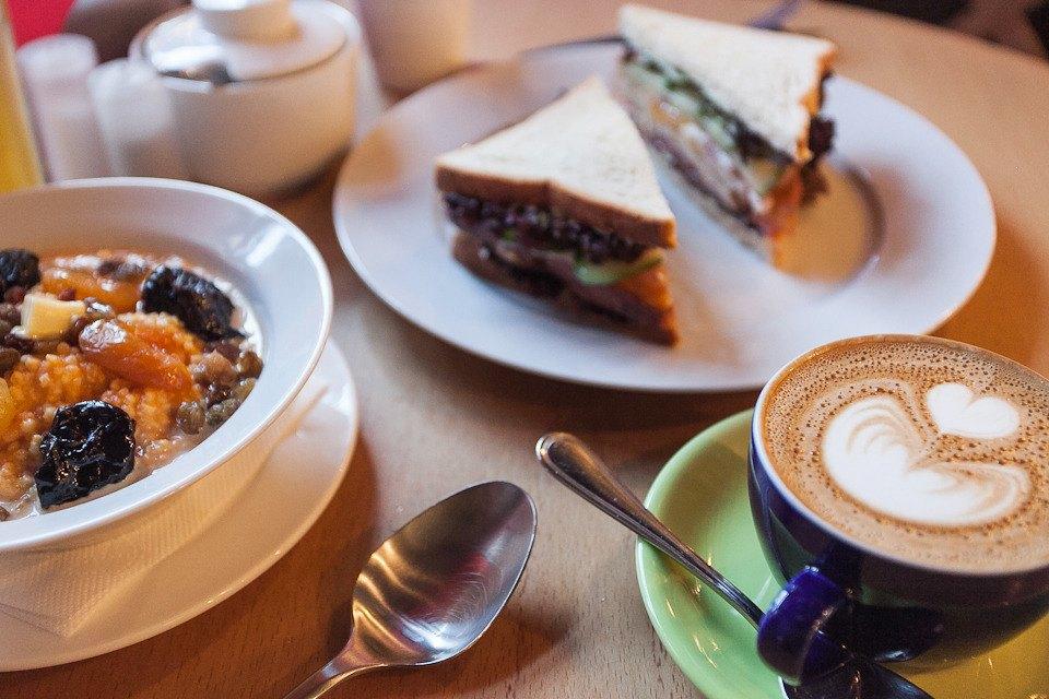 Никогда не поздно:17 мест, где завтракают после полудня. Изображение № 2.