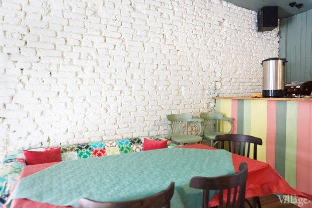Новое место: Второе вегетарианское кафе «Рада и К». Изображение № 12.