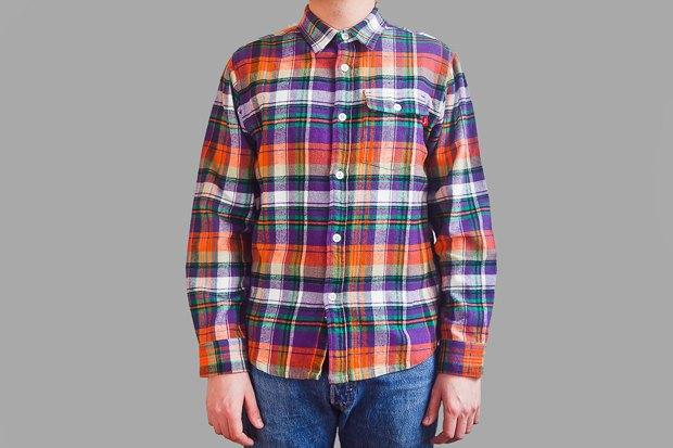 Вещи недели: 13фланелевых рубашек. Изображение № 4.