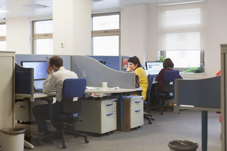 Как работают в SAP. Изображение № 8.