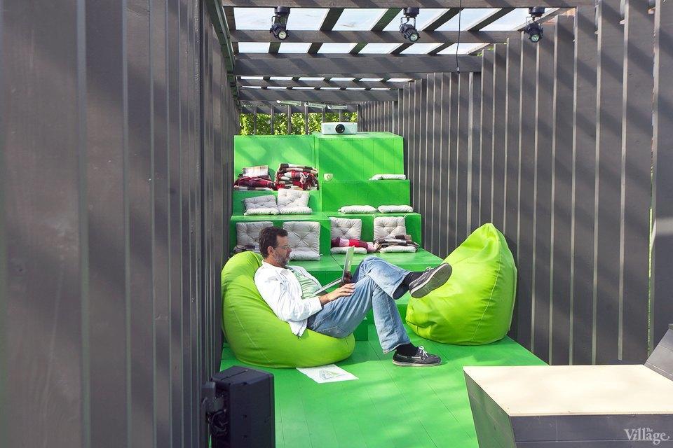 Интерьер недели (Петербург): Ecoworking в «Новой Голландии». Изображение № 12.