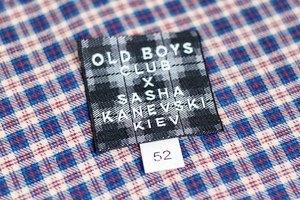 Сделано в Киеве: Рубашки sasha.kanevski & Oldboysclub. Изображение № 15.
