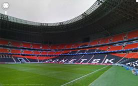 Google устроил виртуальные экскурсии по стадионам Евро-2012. Зображення № 2.