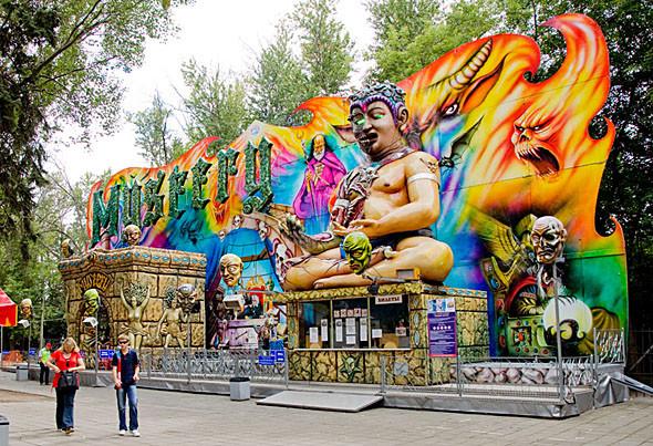Карусель-карусель: 6 московских парков аттракционов. Изображение № 12.
