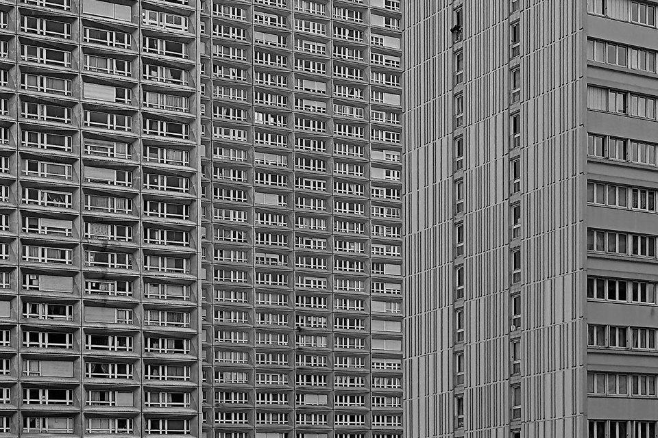 Жилой массив: Каквыглядит массовая застройка вПариже, Гонконге идругих городах. Изображение № 10.