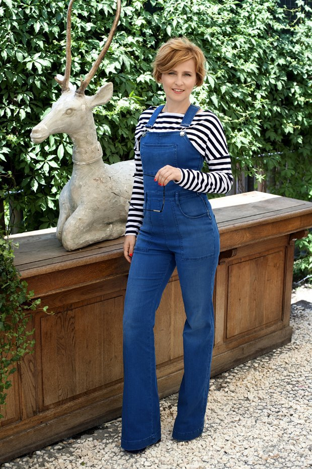 Ольга Захарова, директор парка Горького. Изображение № 1.
