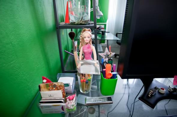 Офис недели: дизайн–студия Nimax (Петербург). Изображение № 27.