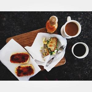 Пищевая плёнка: 41 красивый Instagram седой. Изображение № 76.