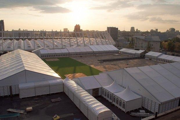 НСК «Олимпийский» снова будут реконструировать. Зображення № 1.
