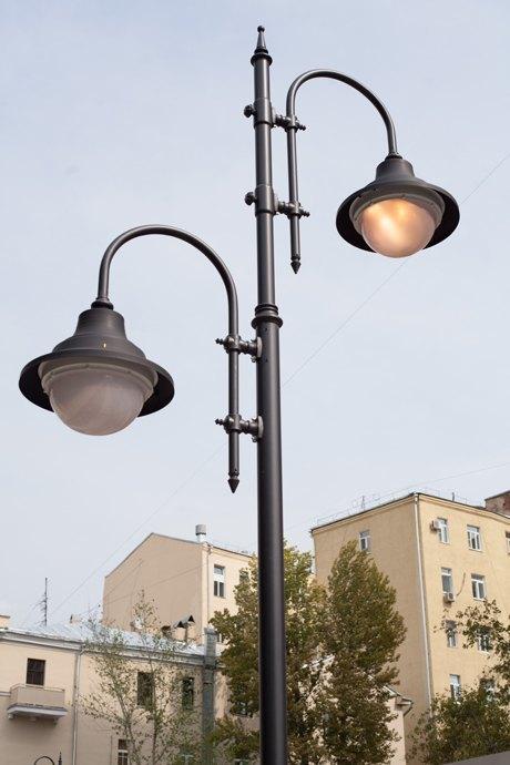 Обновлённая Пятницкая улица. Изображение № 4.