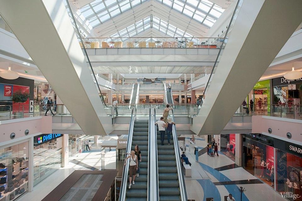 Торговые центры Москвы: «Метрополис». Изображение № 15.