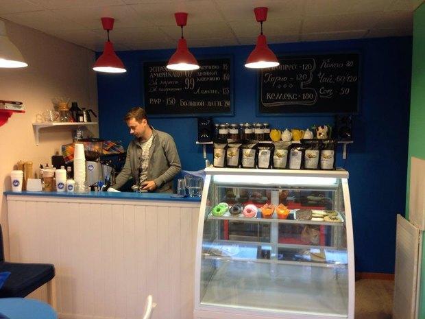 На «Московских воротах» открылась кофейня Friday Cup. Изображение № 2.