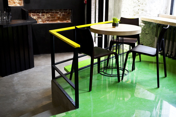Новое место: Вегетарианское кафе Fresh. Изображение № 10.