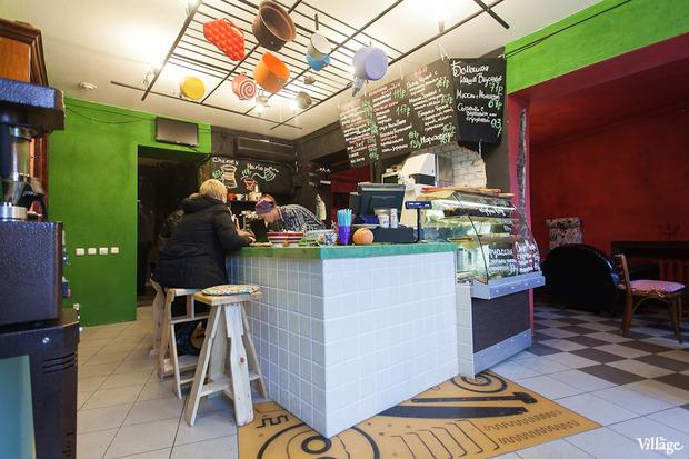 На Фонтанке открылась семейная кофейня «Кофе на кухне». Изображение №1.