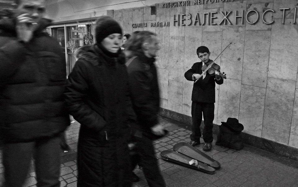 Камера наблюдения: Киев глазами Владислава Мусиенко. Зображення № 13.