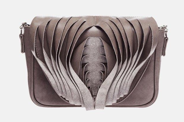 Московская марка кожаных сумок Anna Golovina. Изображение № 5.